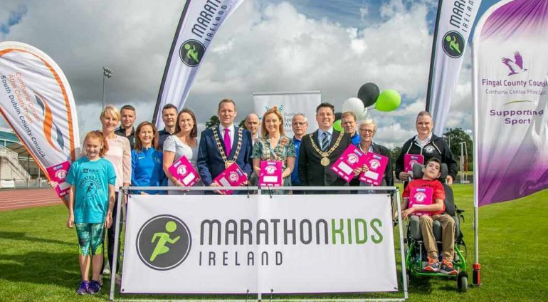 Welcome to Marathonkids Ireland 2019!