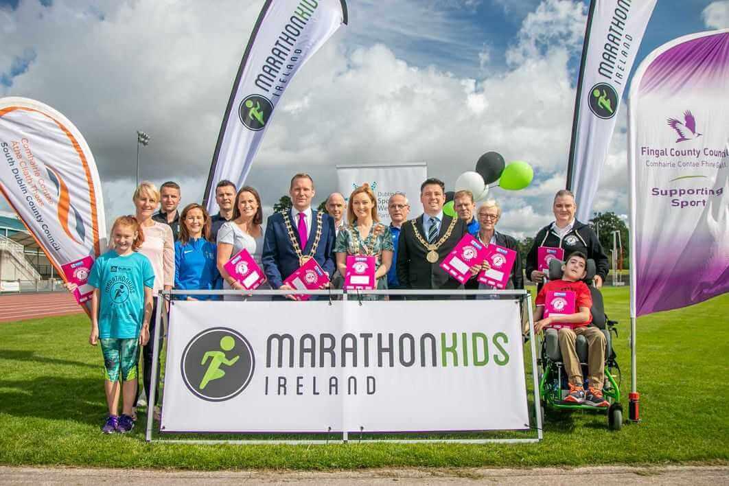 Welcome to Marathonkids Ireland 2019!