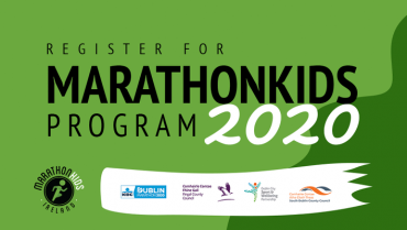 Register for Marathonkids Ireland 2020