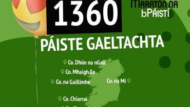 Marathonkids Ireland welcomes Gaeltachta na hÉireann